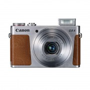 Camera foto Canon PowerShot G9x 20.2MP Silver