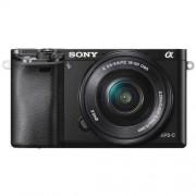 Sony Aparat SONY Alpha a6000 (ILCE-6000) Czarny + Obiektyw 16-50mm + DARMOWY TRANSPORT!