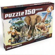 Grow Puzzle 150 peças Vida Selvagem