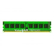 Kingston ValueRAM - DDR3L - 4 Go - DIMM 240 broches - 1600 MHz / PC3L-12800 - CL11 - 1.35 / 1.5 V - mémoire sans tampon - non ECC