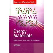 Energy Materials by Duncan W. Bruce
