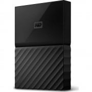 Western Digital My Passport 4 TB externe HDD zwart