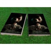 Custom Cornhole Boards Walking Dead Zombies Cornhole Game CCB200