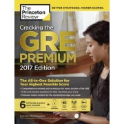 Cracking the GRE Premium Edition with 6 Practice Tests, 2017