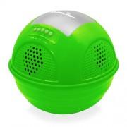 Pyle Aqua Blast Haut-Parleur Flottant Bluetooth pour Piscine Vert