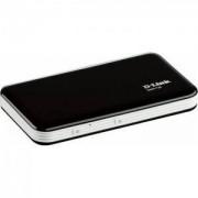 D-link Portable HSPA+ 21 Mbps Router - DWR-730
