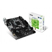 MSI H110M Eco Carte mère Intel Micro ATX Socket 1151