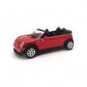 Welly Mini Cooper S Cabrio kisautó, 1:60-64