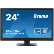 iiyama ProLite E2480HS-B2 23,6' LED LCD, TN, 1920X1080, 1ms, HDMI