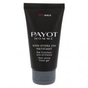 Payot Homme Optimale Anti-Shine Fresh Gel 50ml Gesichtskosmetik für Herren für Männer für Hauthydratisierung