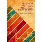 Research Methods in Clinical Psychology by Chris Barker