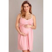 Camasa de noapte pentru gravide si alaptare Mama Sweet