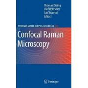 Confocal Raman Microscopy by Thomas Dieing