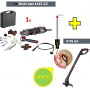 Multi alat Skil 1415AC + Trimer za travu Skil 0735 AA