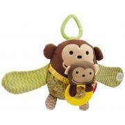 SKIP HOP Hug & Hyde stroller toy monkey TYSH307511 (japan import)