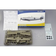 Eduard 3402 - Modellino Aereo Messerschmitt Bf 109E-3 Scala 1:32 Weekender Plastic Kit
