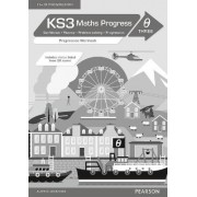 KS3 Maths Progress Progression: Workbook Theta 3