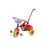 Officina dei giochi triciclo con manico poppy