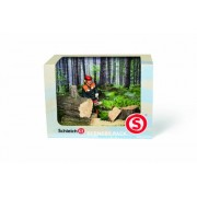 Schleich Scenery Pack Forestry