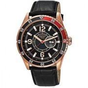 Esprit Quartz Black Round Men Watch Es104131005