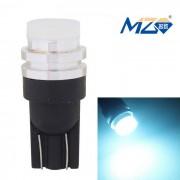 MZ T10 5W 300lm COB LED Luz para interior de coche de color blanca