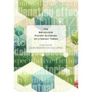 The Broadview Pocket Glossary of Literary Terms by Laura Buzzard