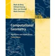 Computational Geometry by Mark de Berg