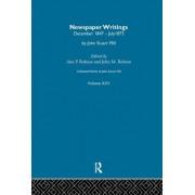 Collected Works of John Stuart Mill: XXV. Newspaper Writings Vol D