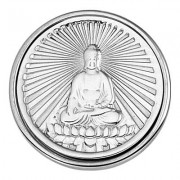 More Chunks Stalen chunk Buddha