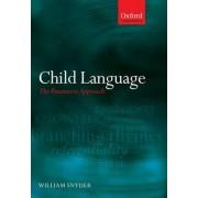 Child Language by William Snyder