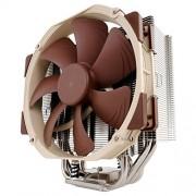 Noctua NH-U14S for Intel LGA 2011 1156 1155 1150 and AMD AM2/AM2+/AM3/3+ FM1/2 Sockets U Type 6 Heatpipe 140mm CPU Cooler Cooling