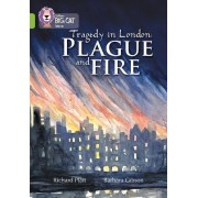 Plague and Fire by Collins Big Cat
