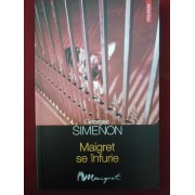 Georges Simenon - Maigret se infurie