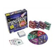 Mind Trap Brain Teaser Board Game - MindTrap 20th Anniversary Edition: The Game That Challenges the Way You Think (Over 3 Million Copies Sold) by Outset Media Corp [Toy] (English Manual)
