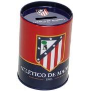 Hucha Cubilete de Metal Atlético de Madrid