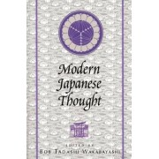 Modern Japanese Thought by Bob Tadashi Wakabayashi