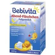 Bebivita Abend-Fläschchen Folgemilch nach dem 6. Monat 600 g