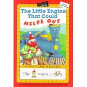 The Little Engine That Could Helps out by pseud. Watty Piper