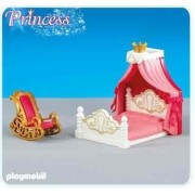 Canopy Bed with Rocking Chair by Playmobil