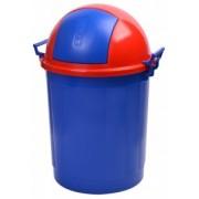 Cos gunoi rotund cu manere 50 litri