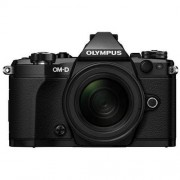 Olympus OM-D E-M5 Mark II czarny + ob. 12-50 czarny Dostawa GRATIS!