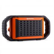 Auna Poolboy Bluetooth Speaker Orange AUX USB impermeabil rezistent la șocuri