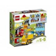 LEGO Duplo 10816 - Моите първи коли и камиони
