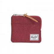 Malá peněženka Herschel Johny vínová