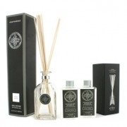 Reed Diffuser with Essential Oils - Clean Cotton 200ml/6.76oz Ароматизатор с Пръчици с Етерични Масла - Clean Cotton