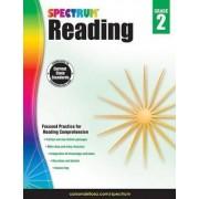 Spectrum Reading Workbook, Grade 2 by Spectrum
