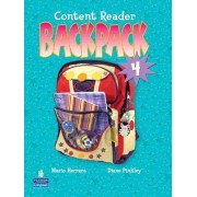 Backpack 4 Content Reader by Pearson