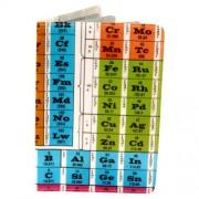 Porta Pasaportes - Tabla Periódica De Los Elementos