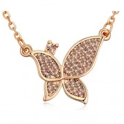 Colier Spring Butterfly