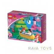 Lego Duplo Дисни принцеси Вълшебната лодка на Ариел